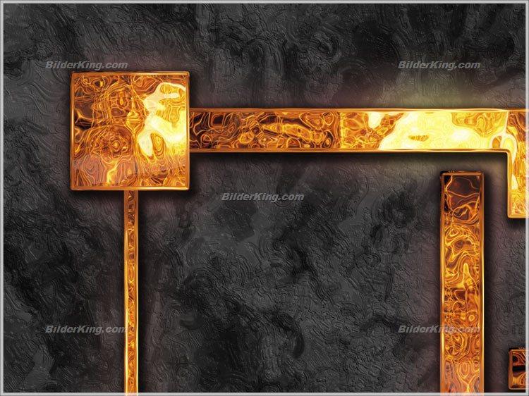 Wandbild jack dyrell goldener weg wandbilder leinwanddruck keilrahmenbilder kunstdruck - Wandbilder keilrahmenbilder ...