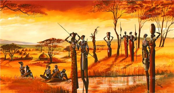 Afrika Bilder 13353 Wedding