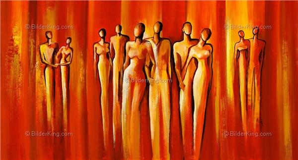 Wandbild mia morro treffen der generationen wandbilder leinwanddruck keilrahmenbilder - Wandbilder keilrahmenbilder ...