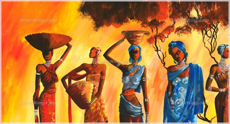 wandbild mia morro massai afrika wandbilder leinwanddruck keilrahmenbilder kunstdruck. Black Bedroom Furniture Sets. Home Design Ideas